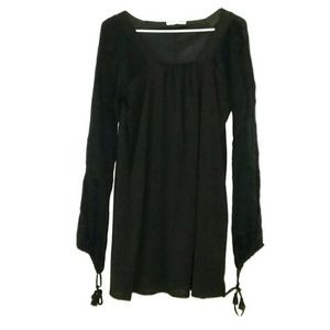 Zara Size Small Black Mini Dress